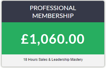Professional Membership Annually